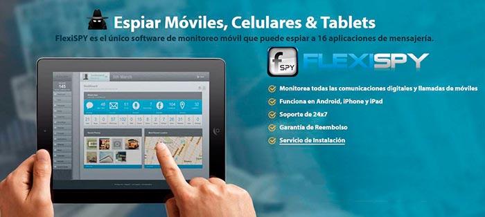 espiar moviles celulares tablets