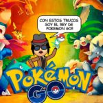 trucos y hacks para pokemon go