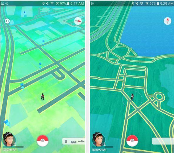 ubicacion fake pokemongo